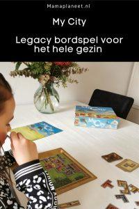 My City bordspel review 999 games legacy polyomino tegellegspel MamaPlaneet.nl