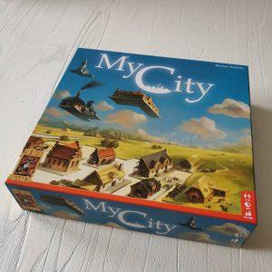 My City bordspel verpakking 999 games MamaPlaneet.nl