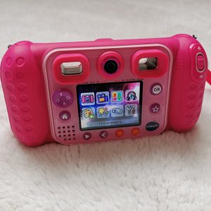 Vtech Kidizoom DUO DX kinder camera review MamaPlaneet.nl