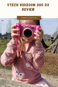 Spelend leren fotograferen met VTech interactieve digitale camera voor kinderen Mamaplaneet.nl