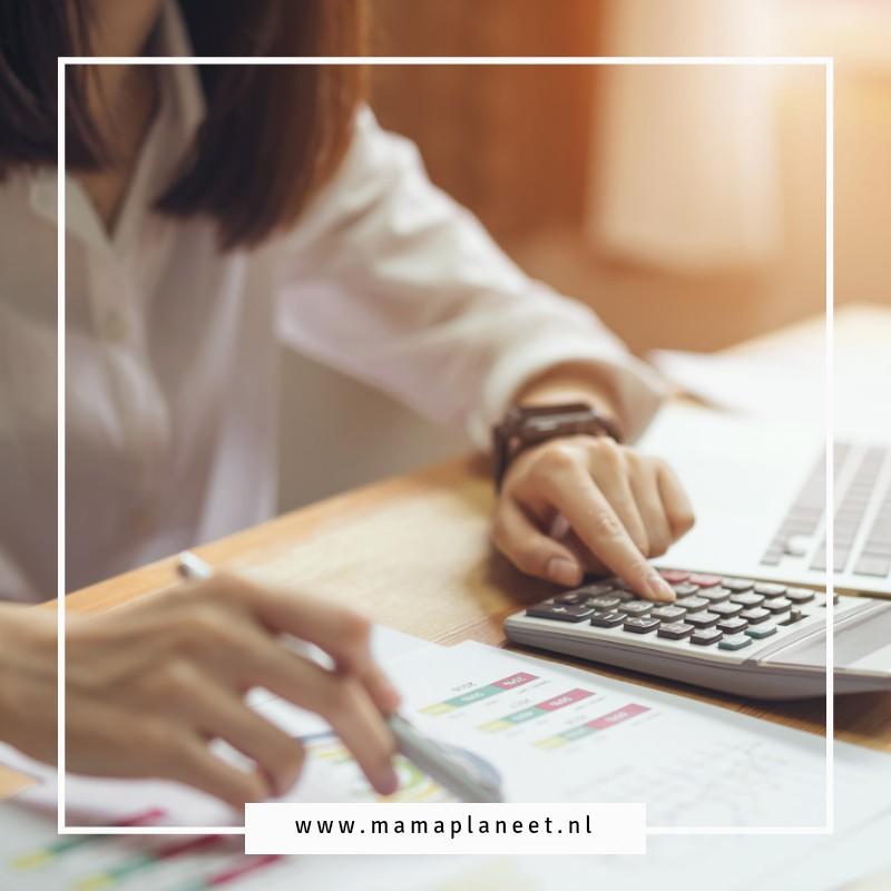 Boekhouding voor beginners uitleg en tips Mamaplaneet.nl