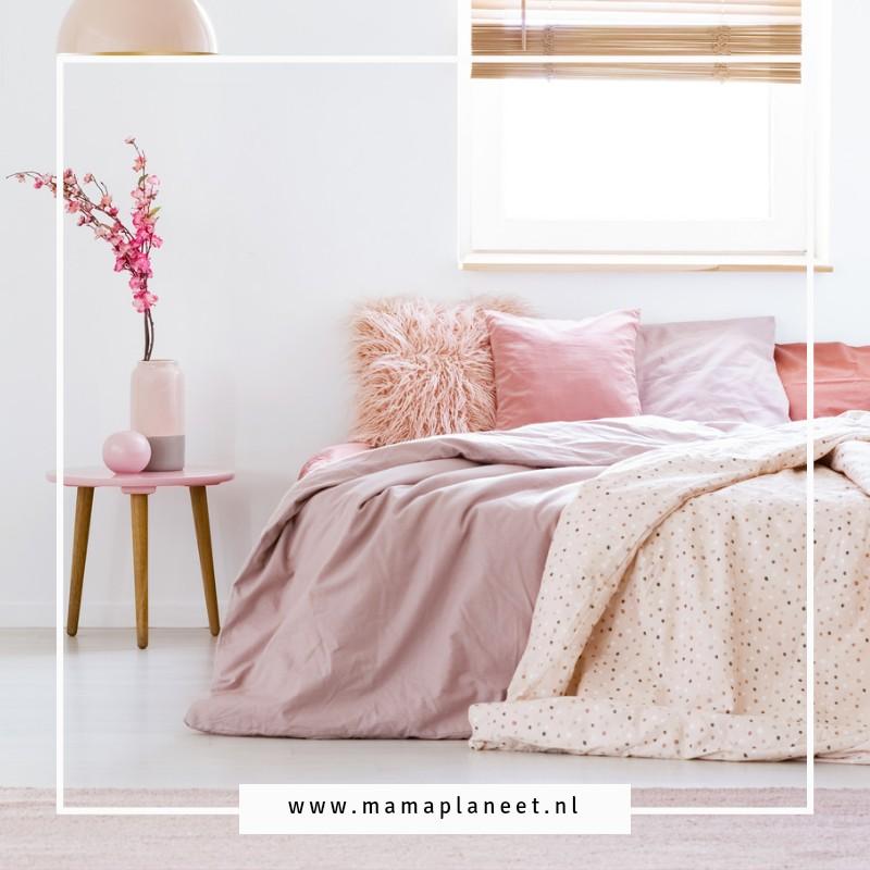 Slaapkamer inrichten tips MamaPlaneet.nl