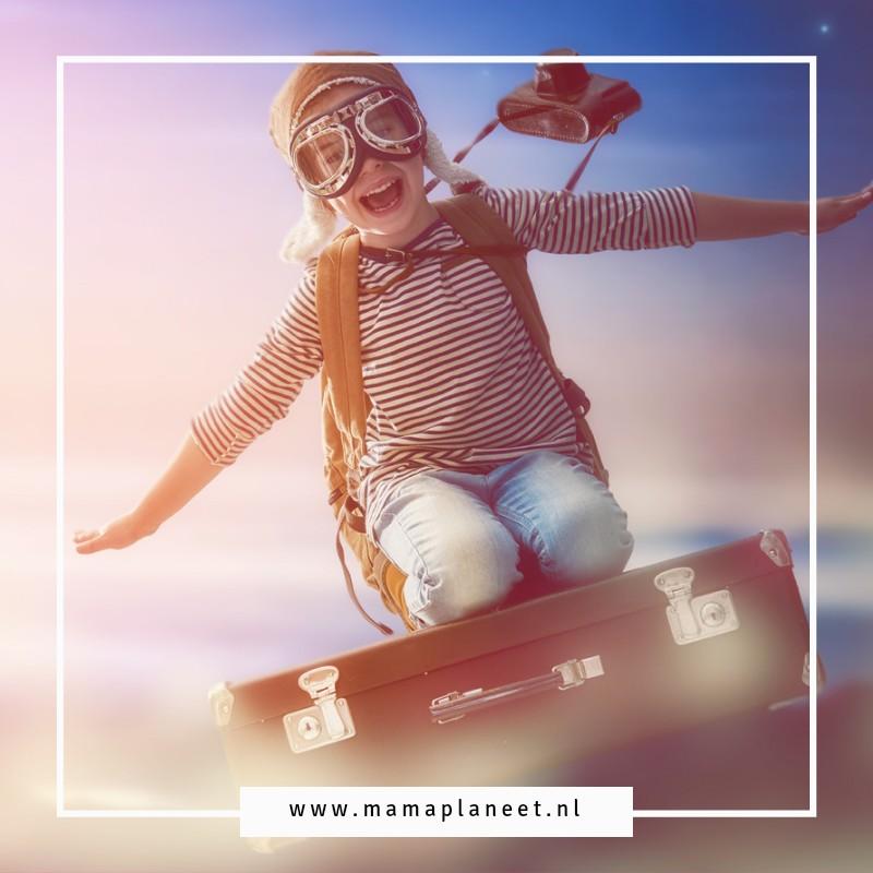 Thuisvakantie of Staycation tips en ideeen. Wat te doen als je niet op vakantie gaat MamaPlaneet.nl