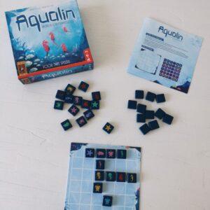 Bordspel Aqualin onderwater wereld van 999 games MamaPlaneet.nl