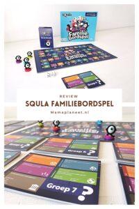 Squla Familiebordspel review MamaPlaneet.nl