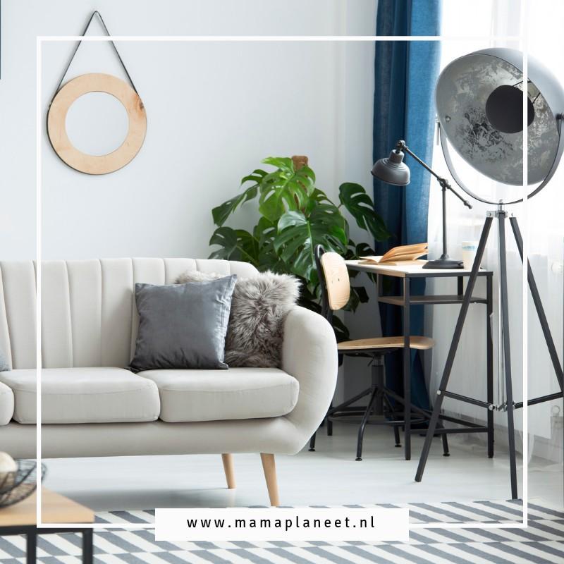 Vloerlamp tips: voordelen staande lamp en waar zet je een stalamp neer in de woonkamer? MamaPlaneet.nl