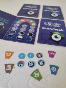 Identity Games Squla bordspel groep 4 tot en met 8 basisschool review Mamaplaneet.nl