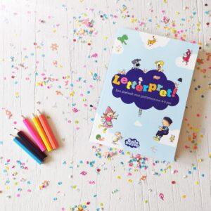 Zomerlezen zomerdip voorkomen bij kinderen: Letterpret doeboek bol.com mamaplaneet.nl