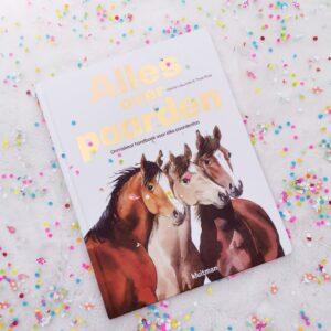 Alles over paarden boek voor kinderen Zomerlezen en zomerdip voorkomen tip mamaplaneet.nl
