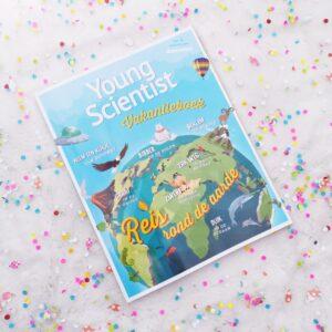 Young Scientist tijdschrift voor kinderen zomerlezen tip MamaPlaneet.nl