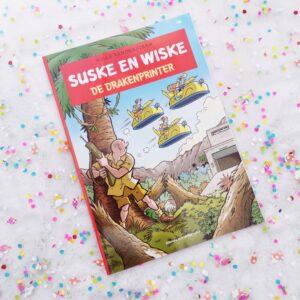 Zomerlezen tip: Suske en Wiske stripboek voor kinderen zomerdip voorkomen mamaplaneet.nl