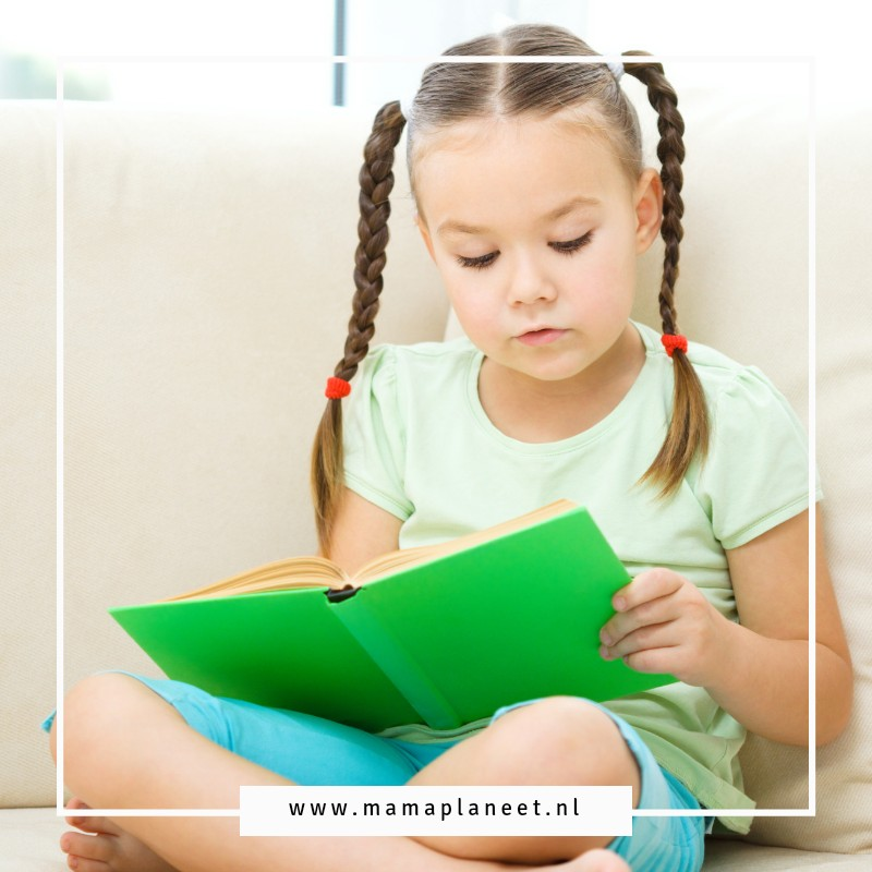 Kind leren lezen en AVI-start boeken leestips mamaplaneet.nl