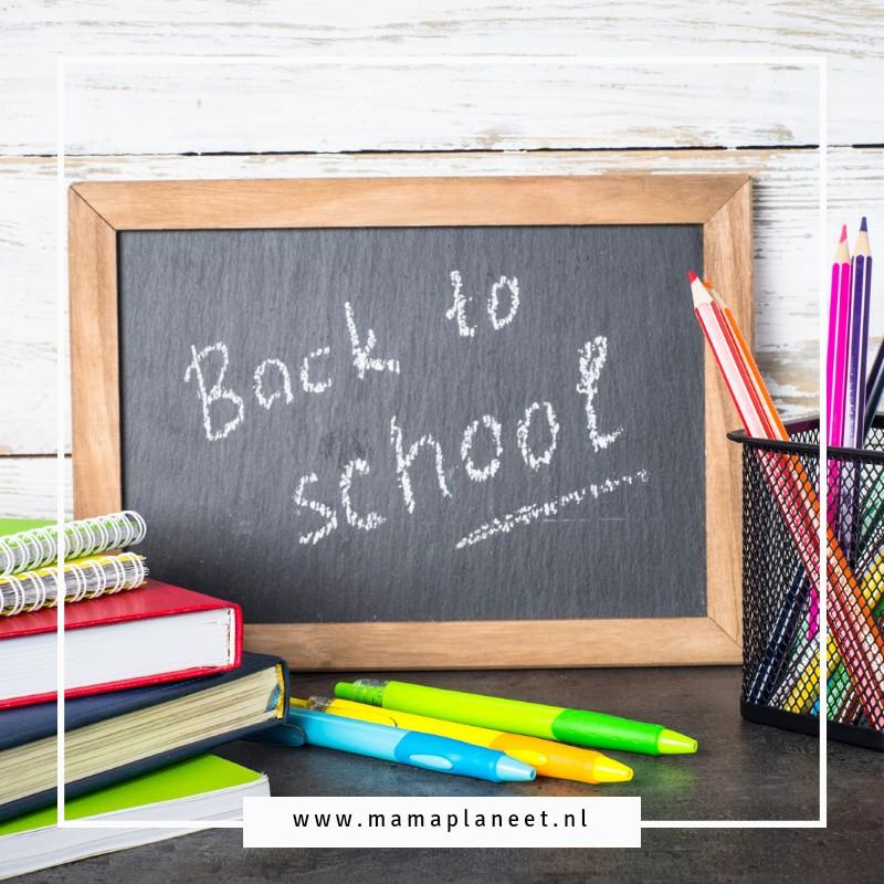Back to School basisschool schoolspullen kind tips mamaPlaneet.nl