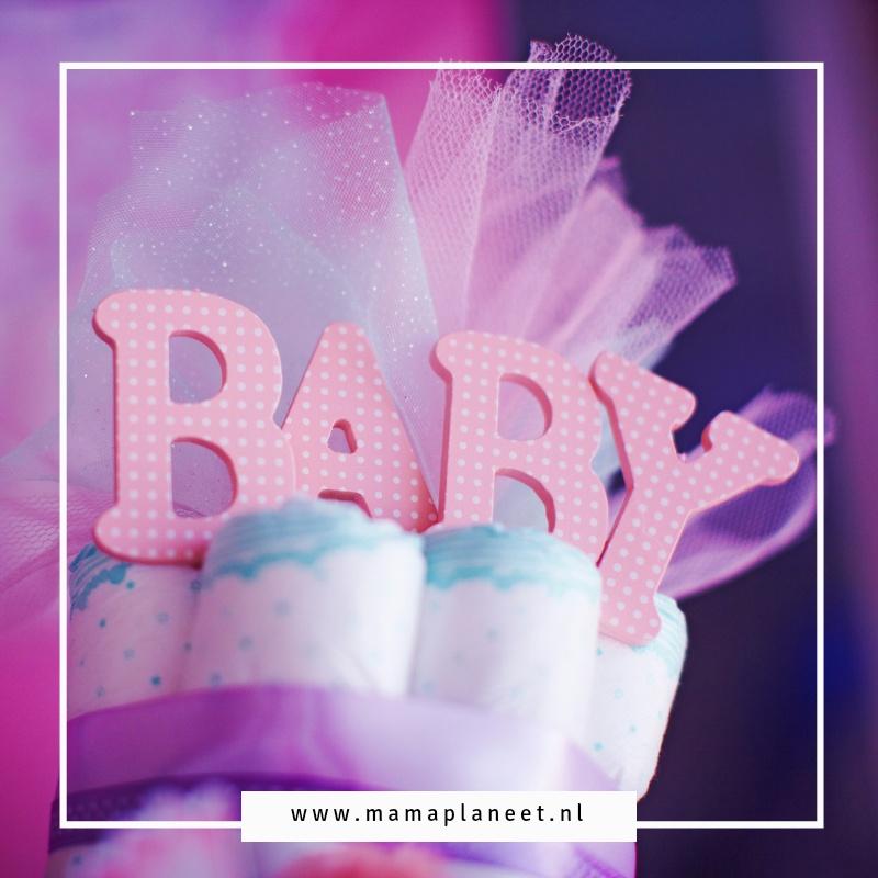Luiertaart zelf maken: meisje of jongen diy tips met voorbeelden voor babyshower of kraamcadeau zwanger mamaplaneet.nl