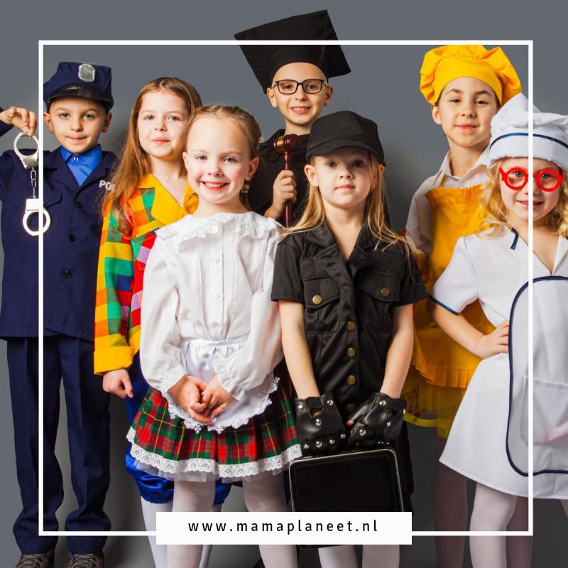 Kinderboekenweek 2021: Worden wat je wilt - Beroepen MamaPlaneet.nl